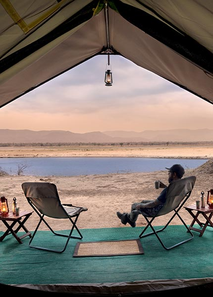 Zimbabwe Safari bestemming 2018 Mana Pools - Travelvibe