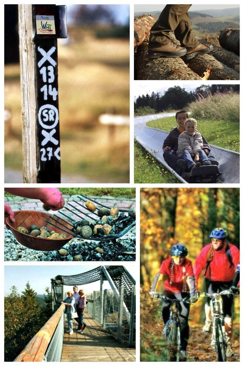 zomeractiviteiten Winterberg | Travelvibe