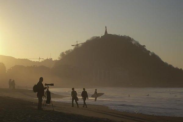 ZurriolaBeach San Sebastian