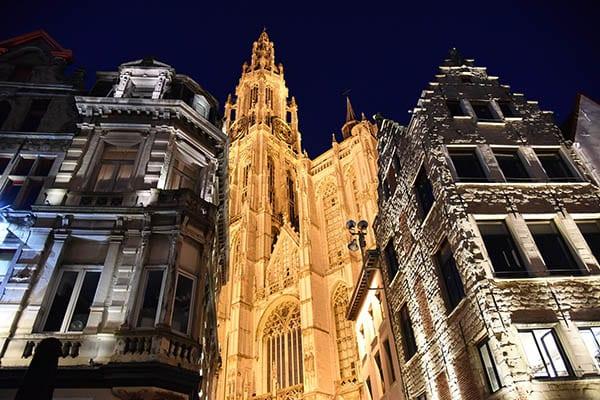 Antwerpen citytip LonelyPLanet Travelvibe