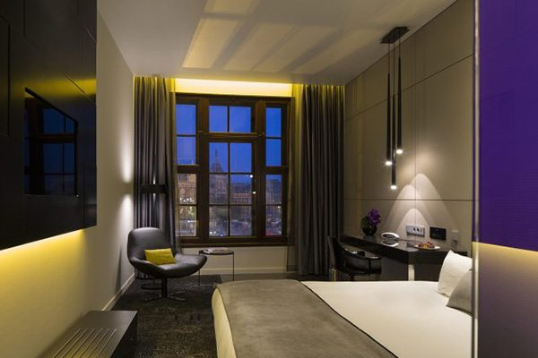 art-otel-room- Amsterdam
