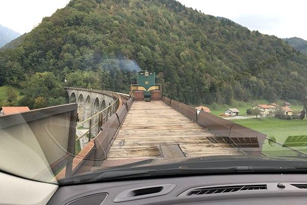 Reizen met de autotrein Bohinj Slovenië - Travelvibe