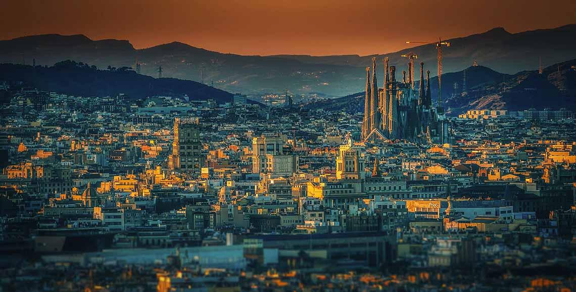 barcelona-favoriete vakantiebestemming Nederlanders 2018 - Travelvibe