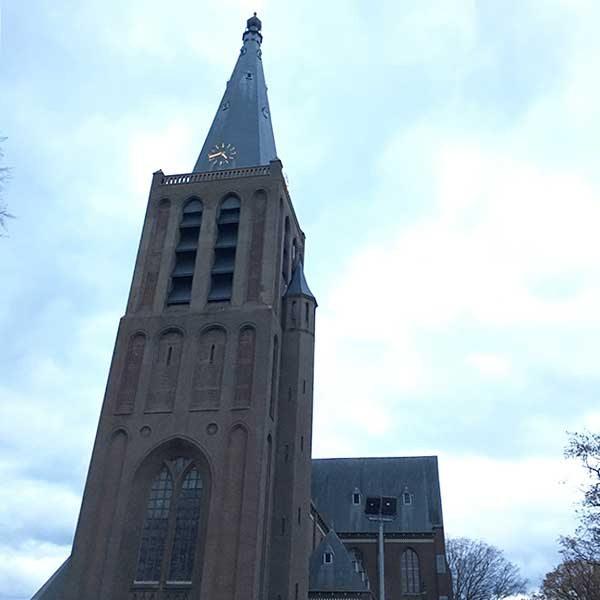 De Calixtus Basiliek in Groenlo beklimmen