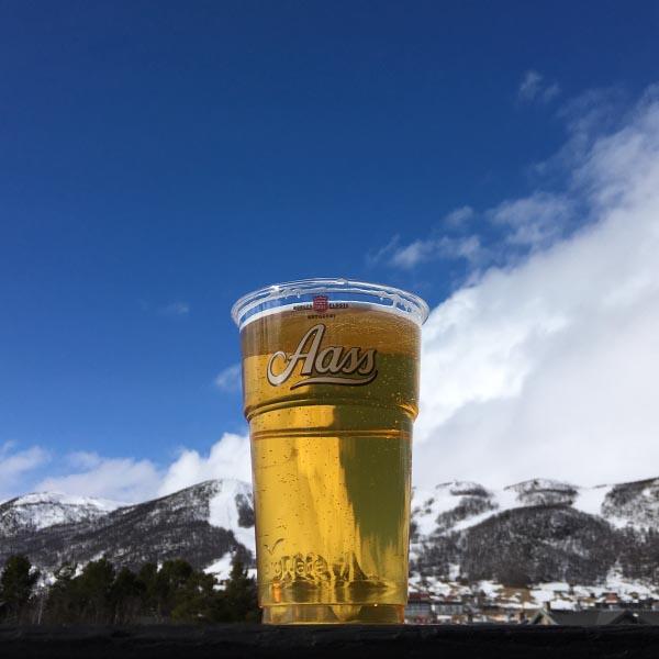 Bier op de piste & après ski in Noorwegen