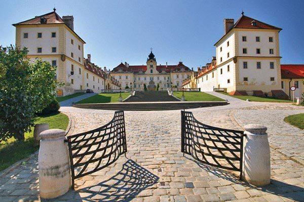 Lednice Valtice castles