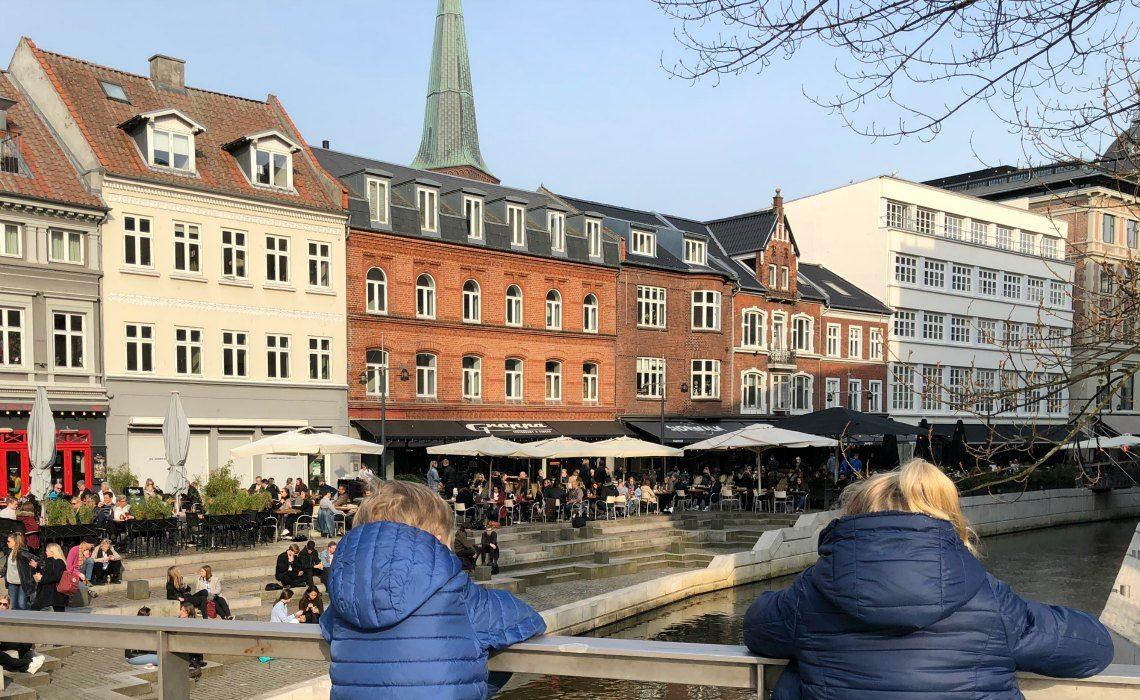 centrum Aarhus Travelvibe