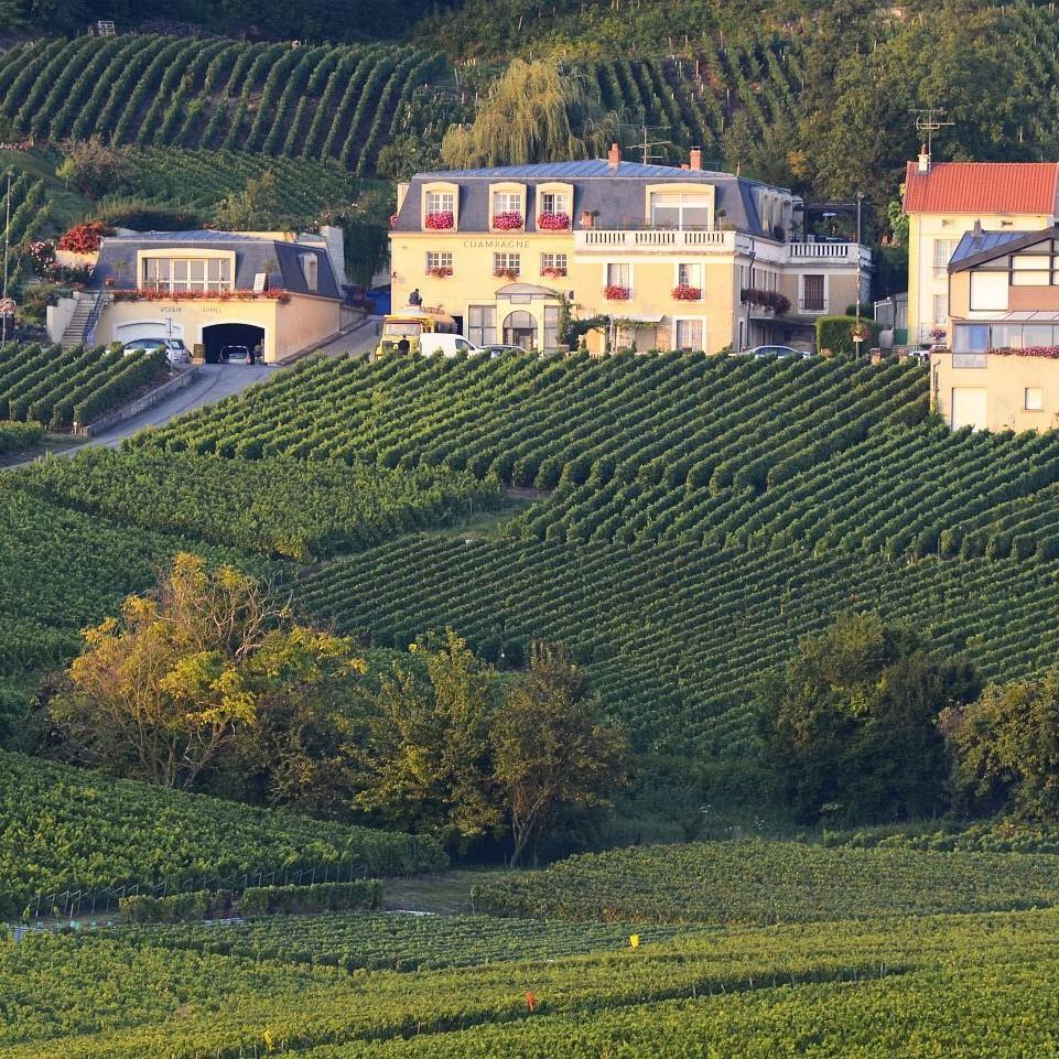 Overnachten in Champagne Ardennen - Travelvibe