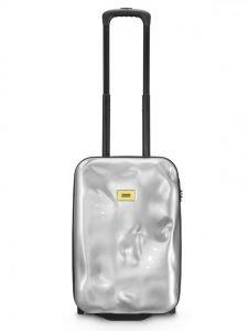 Uncle Gadget Crash Baggage silver