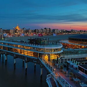 Dagje Den Haag - Scheveningen Pier - Travelvibe