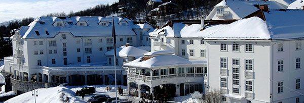Wintersport in dr Holms Hotel Geilo Norway