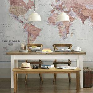 werelds interieur eetkamer