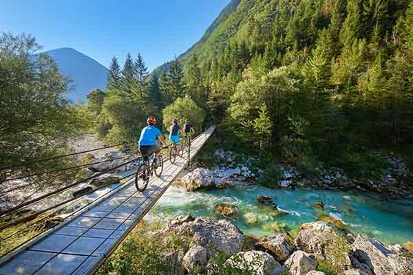 fietsen en watersport Slovenie - Travelvibe