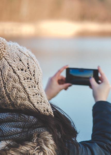 Smartphone filmtips voor op reis-Travelvibe