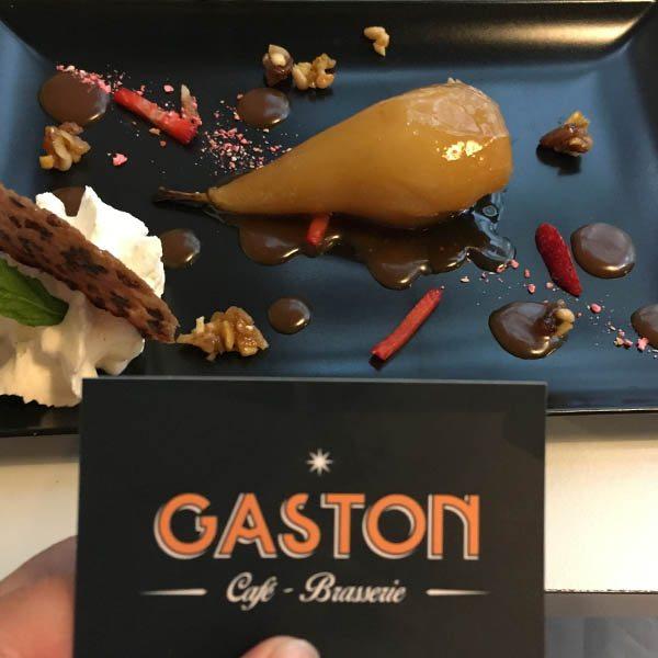 Brasserie Gaston Nantes