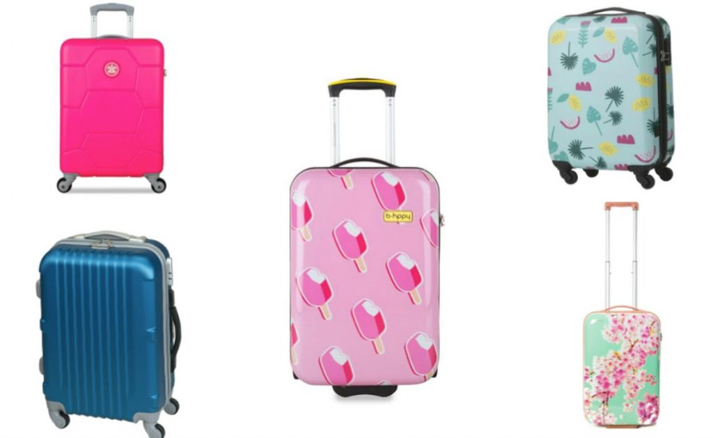 handbagagekoffers Travelvibe