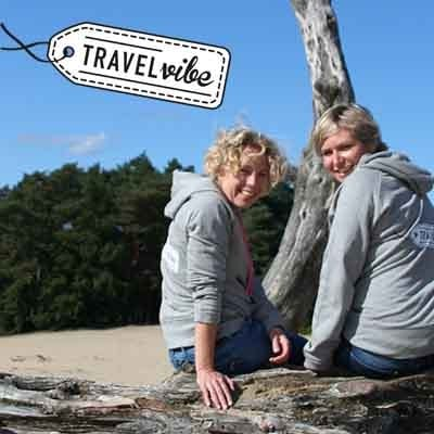 Yvon & Laura, founders Travelvibe