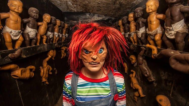 Halloween in Londen