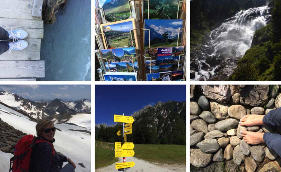 in de zomer naar Stubai _ Travelvibe