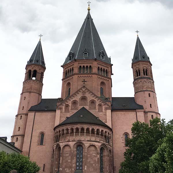 De Kathedraal van Mainz - Travelvibe