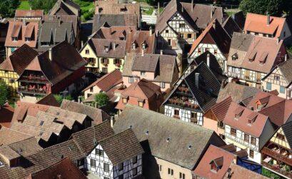 zien en doen in Noordoost Frankrijk - kaysersberg-Elzas - Travelvibe