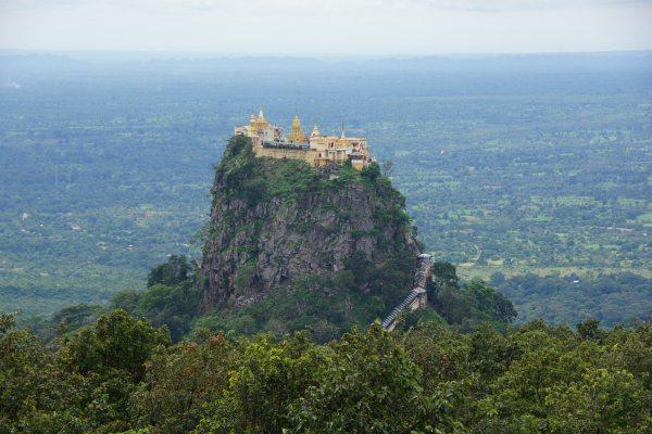 Temple Myanmar   Travelvibe