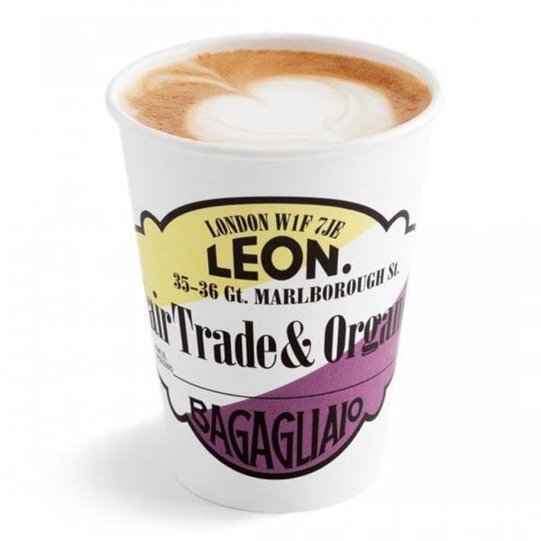 Koffie van LEON