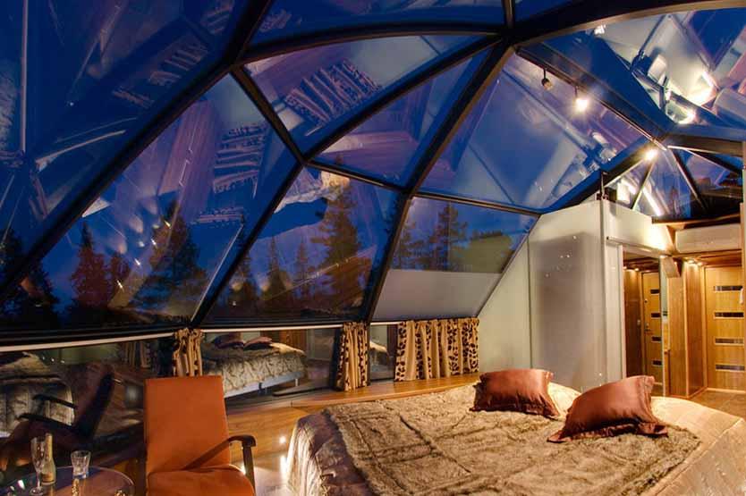 witte kerst - levin iglut icehotel - Travelvibe