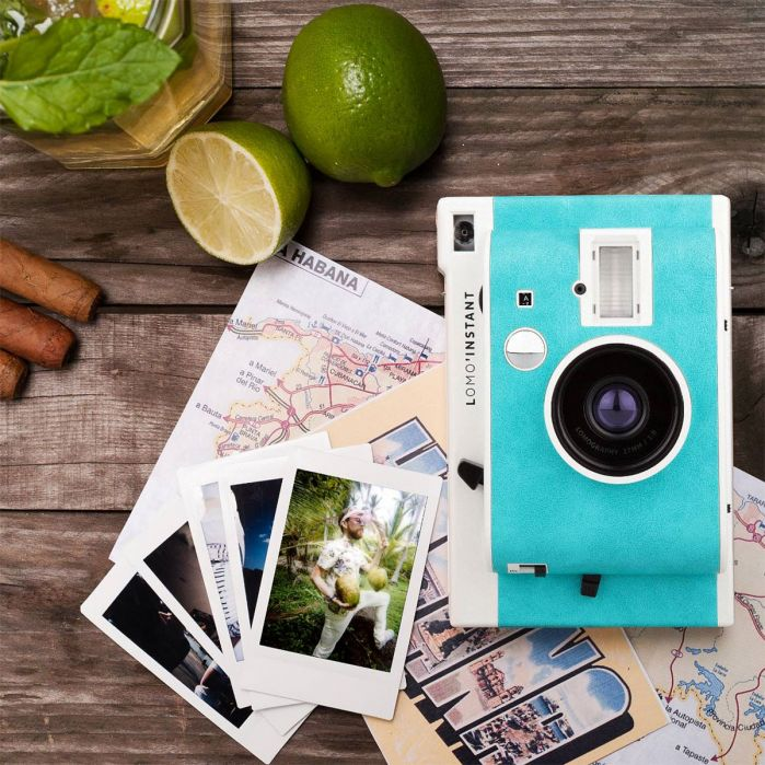 Lomo Instant Camera | Travelvibe