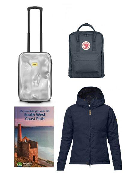 73aae250177 Bagage mee op wandelreis south west coast path - Travelvibe