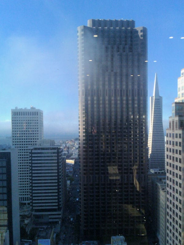 mist san Francisco