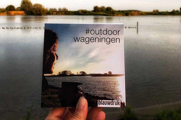 #outdoorwageningen instagram boekje Wageningen - Travelvibenl