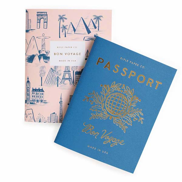 passport-everyday-pocket-notebooks Rifle Paper Co
