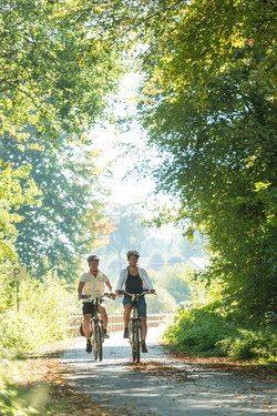 Vlakke fietsroutes Ardennen | Travelvibe