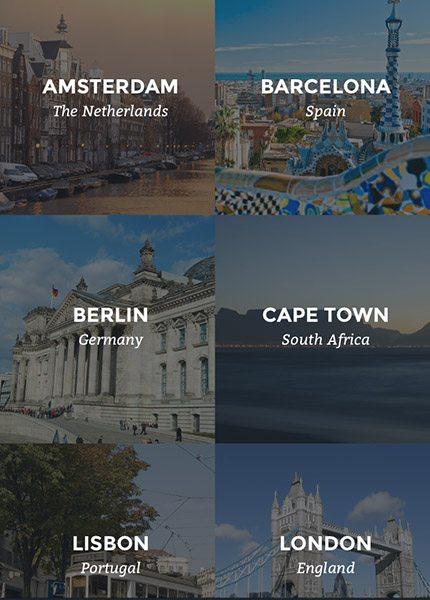 10things reisapp voor citytrip-tips - travelvibe