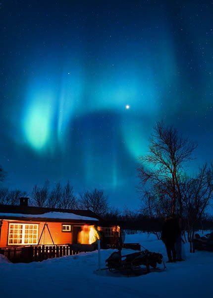 Reizen naar het Noorderlicht - Travelvibe