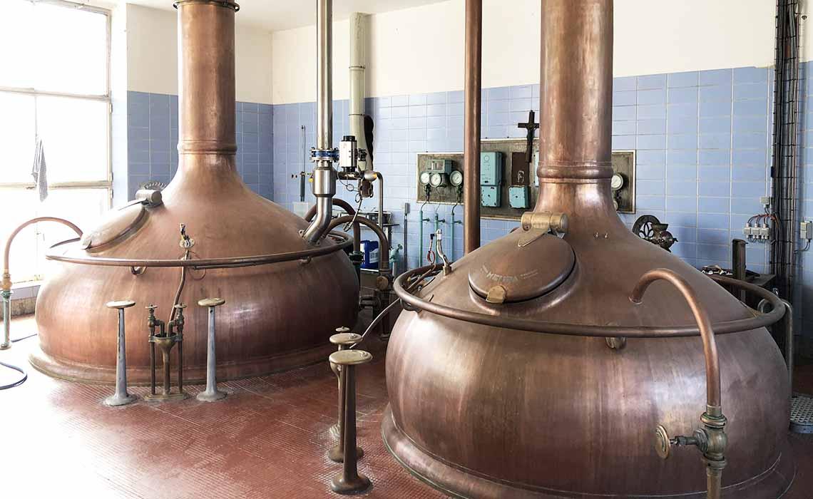 rondleiding Brouwerij het Anker - Travelvibe