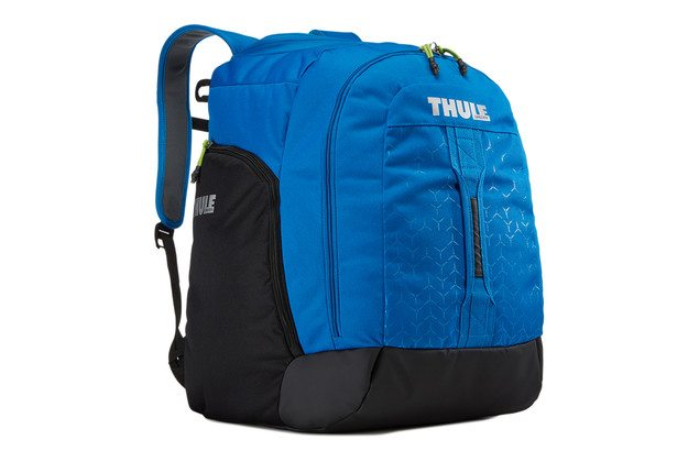 Thule RoundTrip Boot Backpack Ski boot bag Blue - Travelvibe
