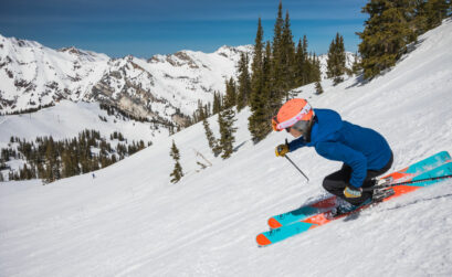 wintersport in Utah | Travelvibe
