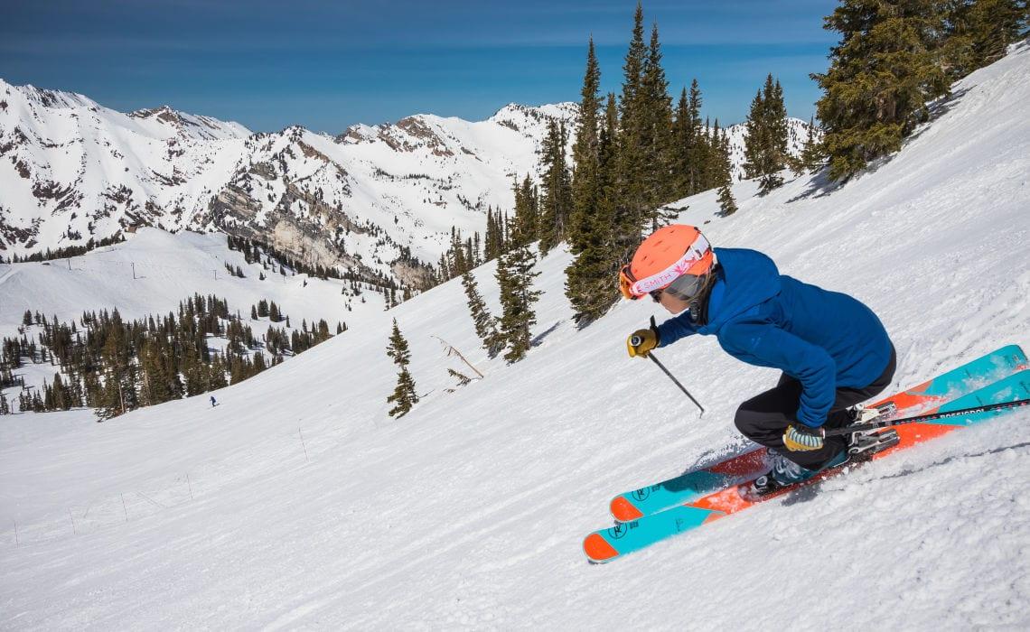 wintersport in Utah | Travelvibe