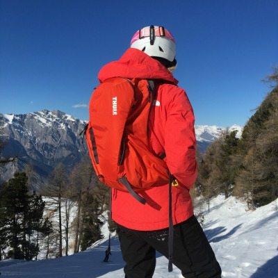 skirugzak Thule Upslope Travelvibe