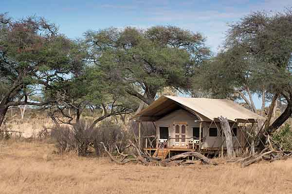 somalisa_expeditions Hwange tent - Travelvibe