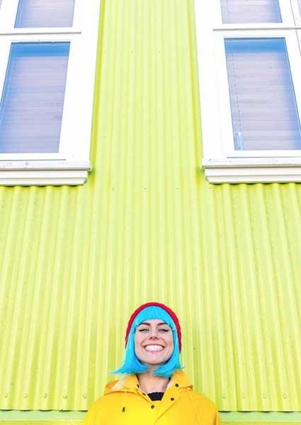 Sorelle Insta Iceland