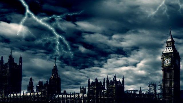 Engeland Halloween foto: VisitLondon