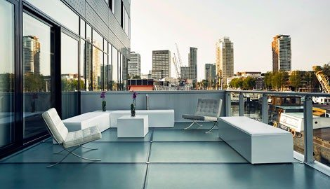 Tips voor een design hotel in rotterdam travelvibe for Designhotel holland