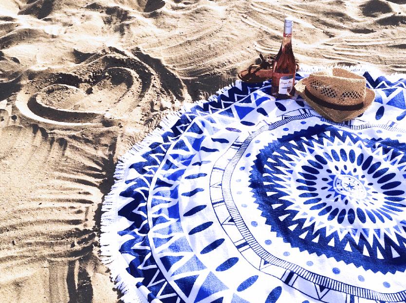 roundie- beachtowel | Travelvibe