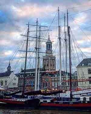 Kampen citytrip Travelvibe