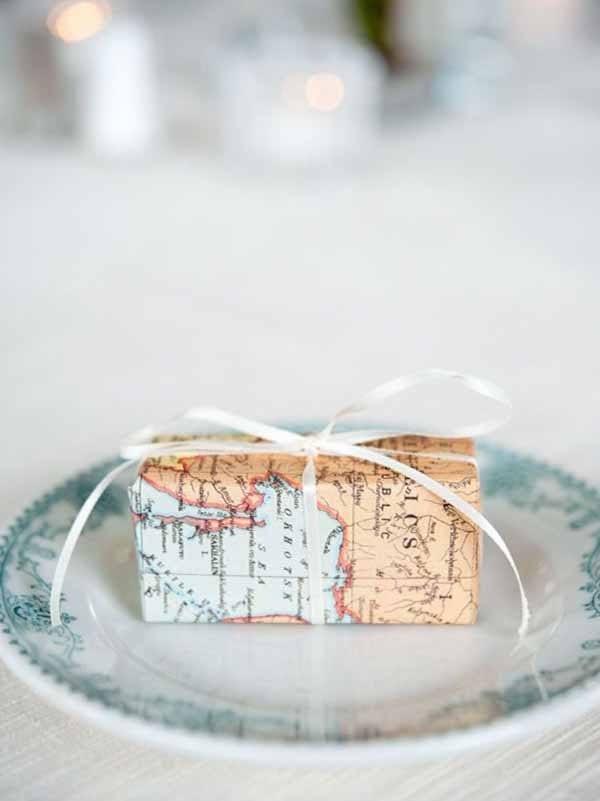 DIY kerstcadeau - Travelvibe