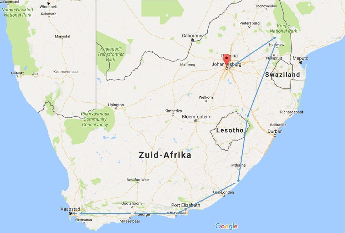 Roadtrip-tips Zuid-Afrika