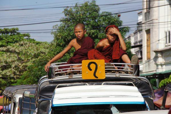 Traffic Myanmar   Travelvibe